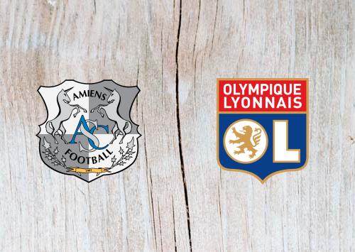 Amiens vs Lyon  - Highlights 27 January 2019
