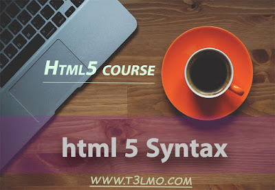 Html5 syntax