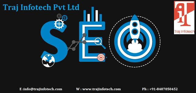 Best SEO Service in Ahmedabad - Traj Infotech