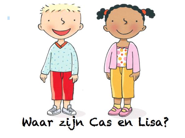 Afbeeldingsresultaat voor cas en lisa