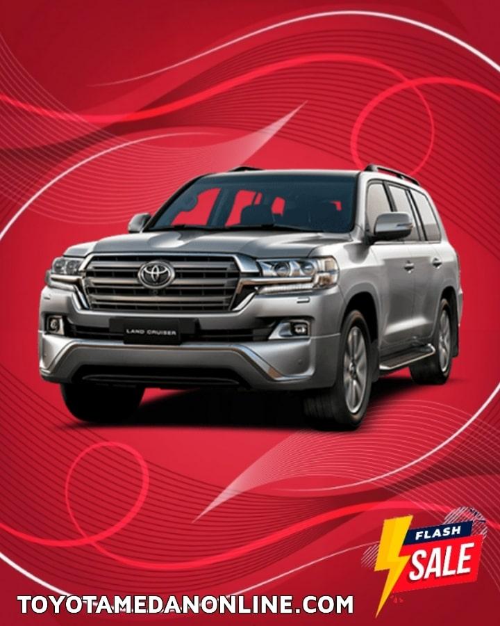 Harga Promo Toyota Land Cruiser Medan