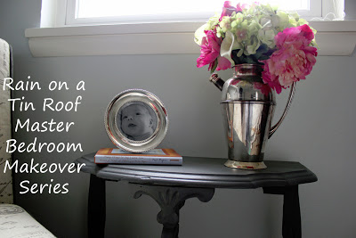Diy Chalk Paint Strikes Again Side Table Makeover