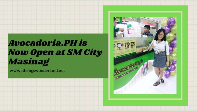 Avocadoria Stall Sm City Masinag