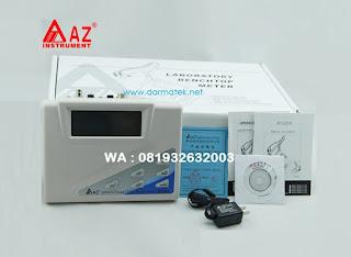 Jual pH Meter AZ 86505 Benchtop : pH/ ORP/ Cond./ TDS/ Salinity Meter Harga Moerah