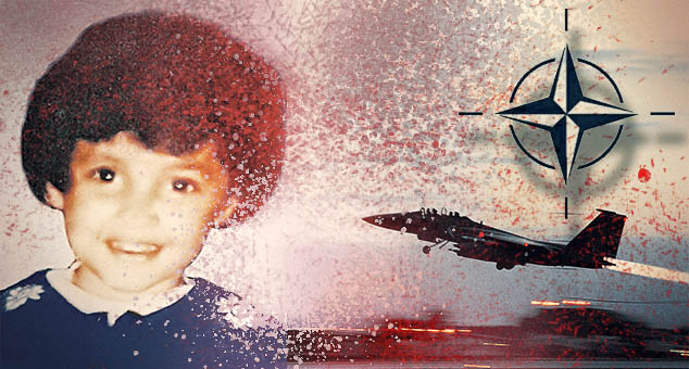 #NATO #Bombing #Serbia #Kosovo #Metohia #Killers #Kill #Girl