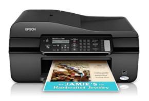Epson WorkForce 320 Driver Della Stampante Scaricare