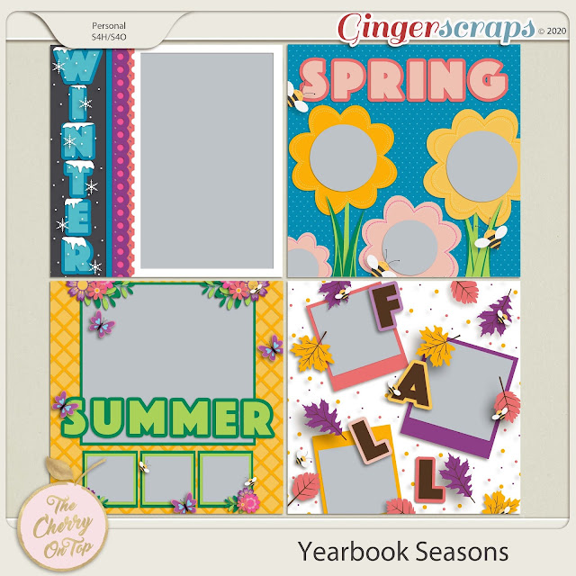 Seasons Templates