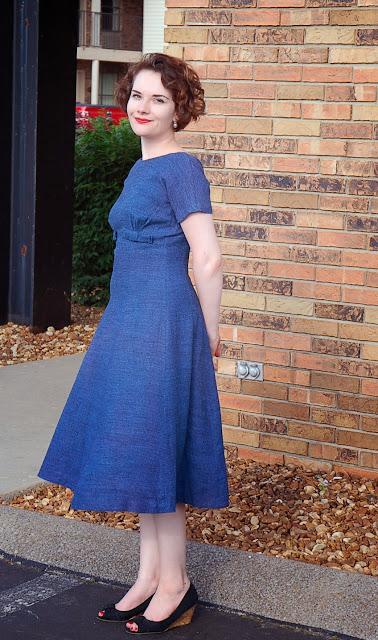 vintage, vintage fashion, fashion blogger, retro style, vintage Nashville