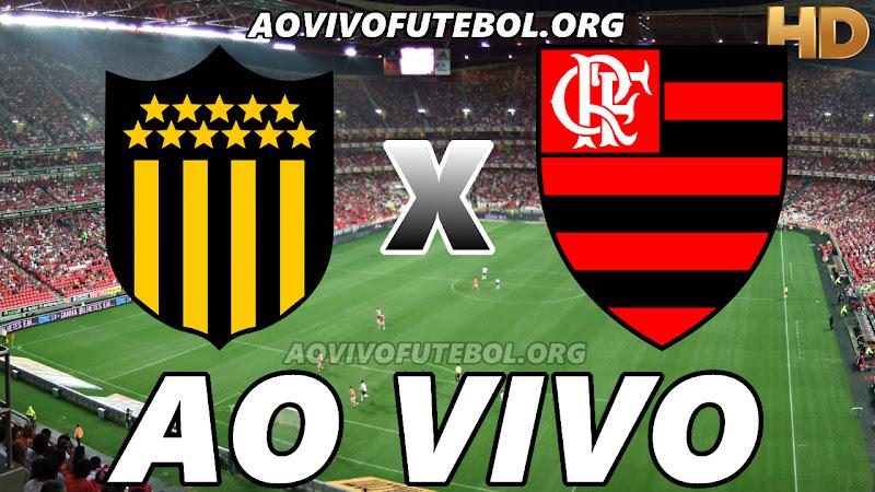 Peñarol x Flamengo Ao Vivo na TV HD