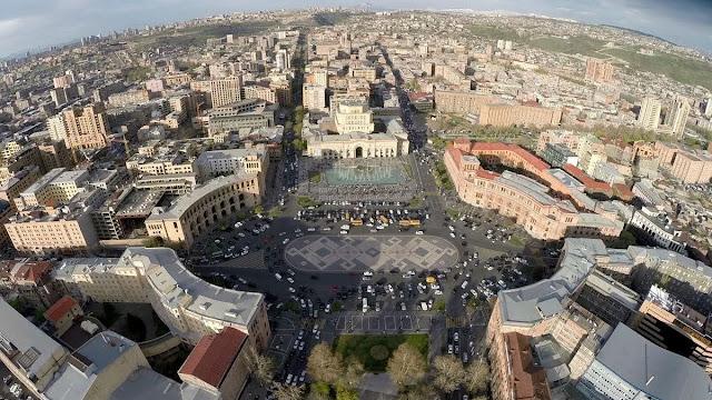 Ereván superó a Tbilisi y Bakú en calidad de vida