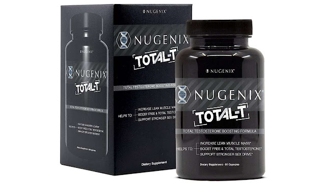 Nugenix Total Testosterone Booster for Men