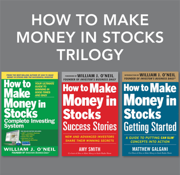 How to Make Money in Stock Trilogy