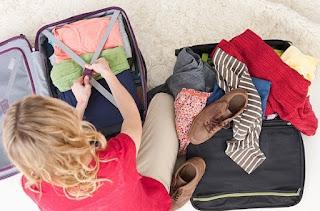 tips packing yang praktis saat bepergian