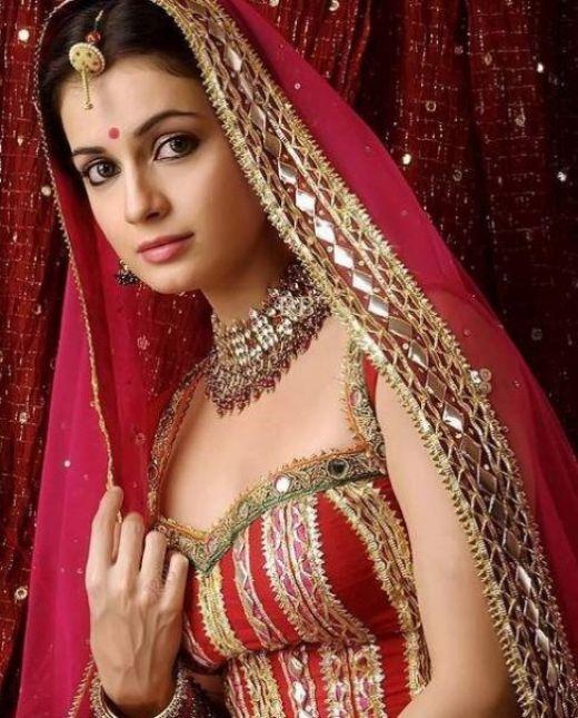 Baby Girl Wallpaper Indian Bridal Wear