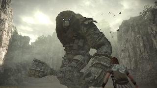 Shadow of the Colossus - Trailer da TGS 2017