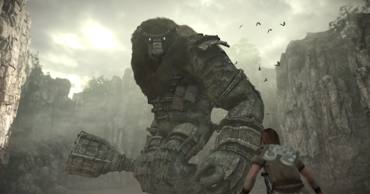 Shadow of the Colossus - Trailer da TGS 2017