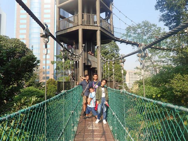 kl forest eco park hutan di tengah kota kuala lumpur