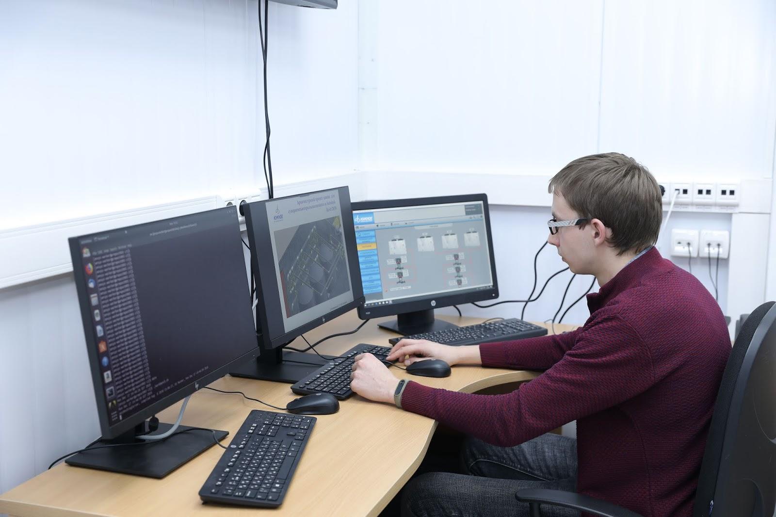 Кб «Південне» відкрило новий обчислювальний центр