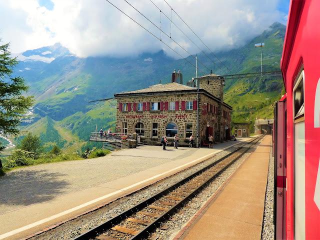 Europas vackrasate tågresa