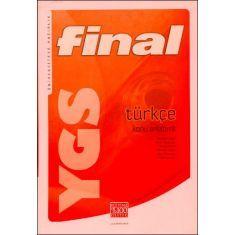 Final YGS Türkçe Konu Anlatımlı I.Tasel