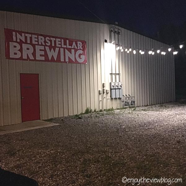Interstellar Ginger Beer and Exploration Co. in Alabaster, AL