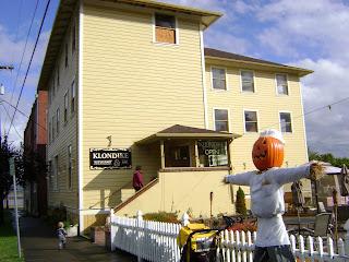 Haunted Klondike Hotel
