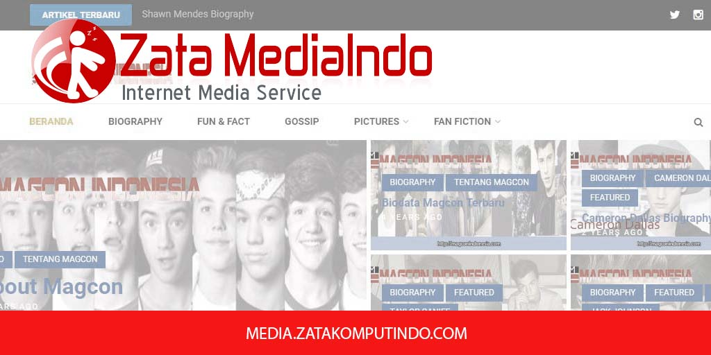 Media Partner MagCon Indonesia