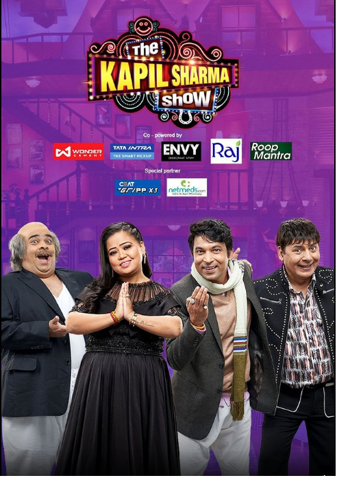 The Kapil Sharma Show S03 (21st August 2021) EP1 Hindi 720p HDRip 700MB Download