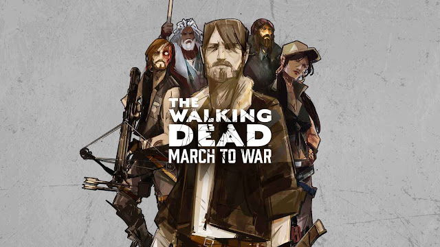 The%2BWalking%2BDead%2BMarch%2Bto%2BWar The Walking Dead: March to War v1.2.0 APK Apps