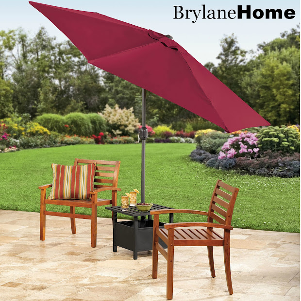 Outdoor Patio Table Umbrella Stand