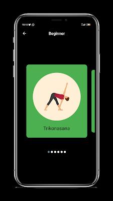 Gerakan Yoga - Source Code Flutter - Aplikasi Pelatih Yoga