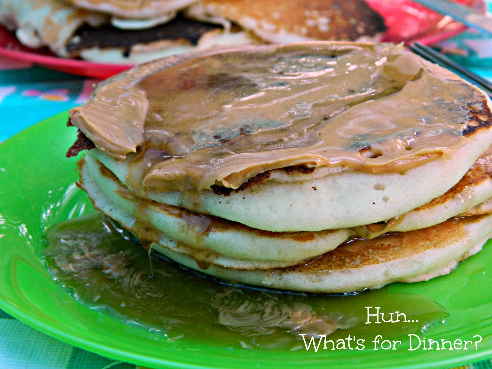 Hun... What's for Dinner? | Camping Food: Homemade Pancake Mix