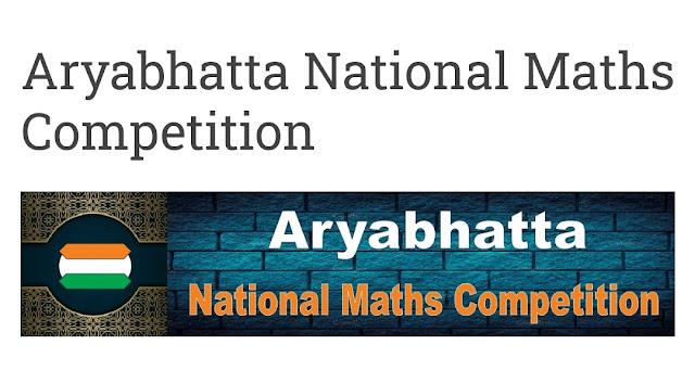 Aryabhatta National Maths Competition ఆర్యభట్ట నేషనల్ మ్యాథ్స్ కాంపిటీషన్/2020/04/Aryabhatta-National-Maths-Competition-Register-online-www.aictsd.com.html