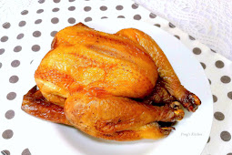 Chinese Roasted Chicken 烧鸡