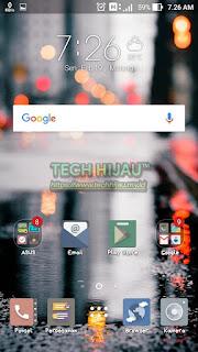 ROM ZenUI - ASUS Zenfone Go ZC500TG