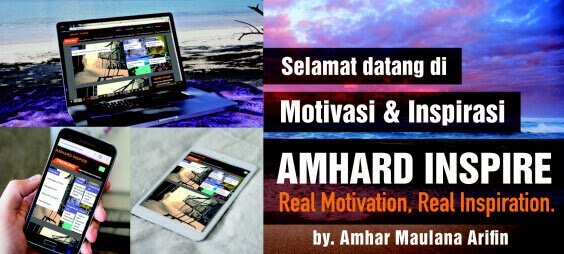 Website Situs Motivasi Indonesia Amhard Inspire