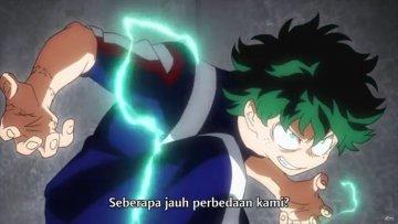 Boku no Hero Academia Season 3 Episode 25 Subtitle Indonesia