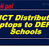 DICT Distributes Laptops to DEPED Schools