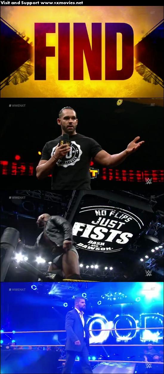 WWE NXT 18 Jan 2017 WEBRip 480p