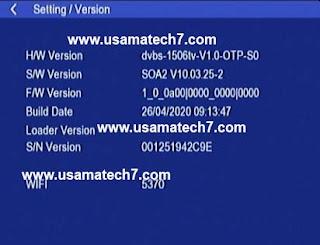 1506tv SOA2 New Software