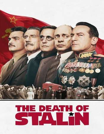 The Death of Stalin 2017 English 300MB Web-DL 480p