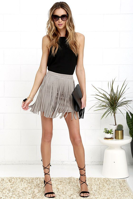 27 Excellent Ways To Wear Mini Skirts