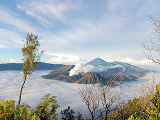 Bali Island, Ijen, Bromo Sunrise tour 3 days 2 nights