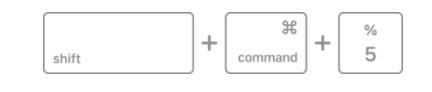 screenshot toolbar
