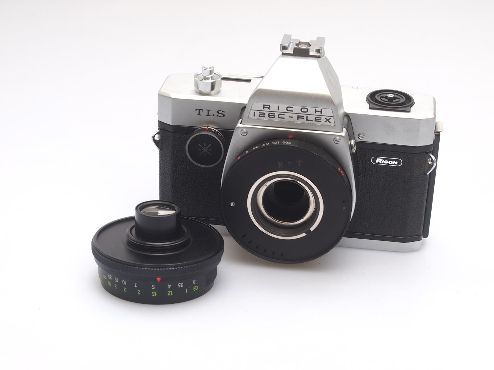 Foto & Camcorder Neue Mode Belichtungsmesser Revue S110