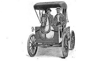 www.fertilmente.com.br - Horsey Horseless de 1899
