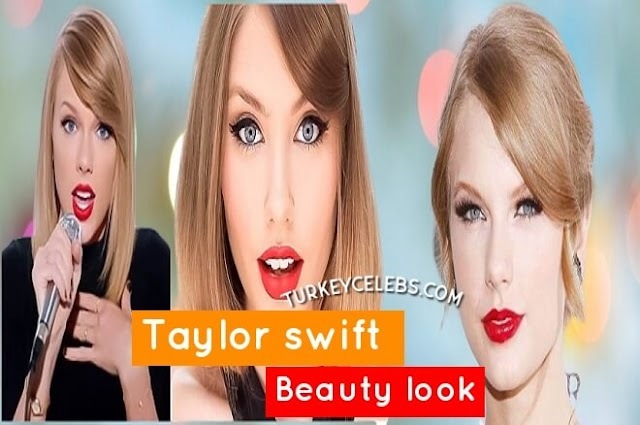 Taylor swift knows  how to rock her stunning elegance and beauty look.