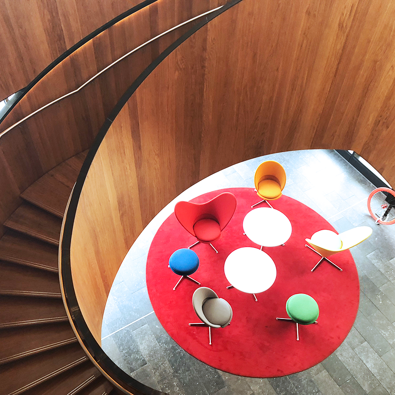 CitizenM London Shoreditch Hotel Review Where to stay London | Colours and Carousels - Scottish Lifestyle, Beauty and Fashion blog