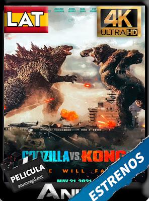 Godzilla vs. Kong (2021) HMAX WEB-DL [Latino] 4K [2160P] [GoogleDrive] AioriaHD