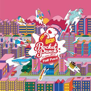 Rocket Punch - Bim Bam Bum Mp3